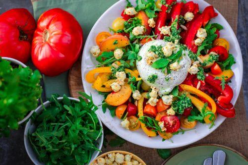 Les végétariens et le risque d'AVC