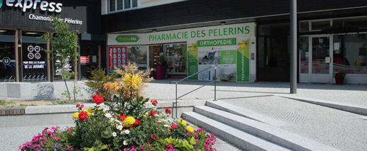 PHARMACIE DES PELERINS,CHAMONIX MONT-BLANC
